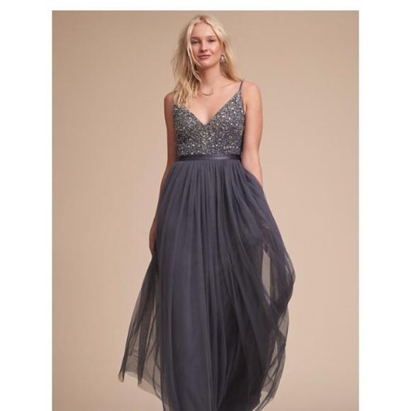 0b09942cf0d61 BHLDN Dresses & Skirts - BHLDN Avery dress in Hydrangea